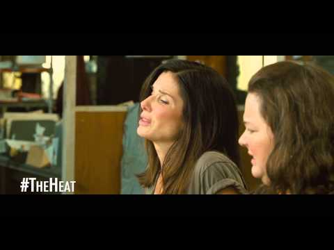 The Heat - 'Would You Mind Holding This For Me?' REDBAND Clip