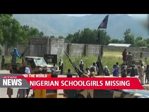 More than 100 Nigerian girls feared abducted by Boko Haram after school attack