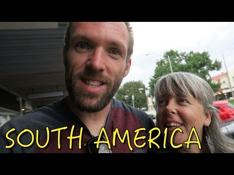 SOUTH AMERICA TRAVEL PLANS - Daily Vlog 193