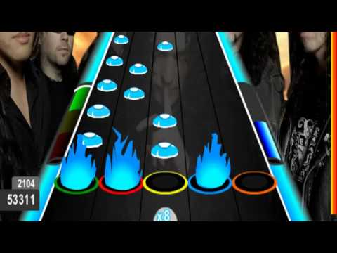 Guitar Flash: Dragonforce - Fury Of The Storm Expert Record video