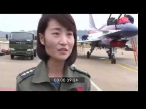 Horrific crash kills Yu Xu, 1st woman to fly China's J-10 fighter