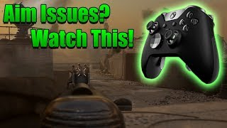 Does COD WW2 Have Aim Issues? Xbox One Elite Controller Setup Tip