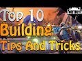 FORTNITE - Top 10 Tips And Tricks For Becoming A Better Builder