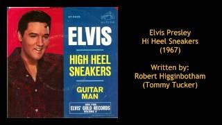 Watch Elvis Presley Hi Heel Sneakers video