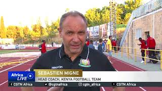 Kenya, D. R. Congo play out a 1-1 draw in AFCON warm-up match
