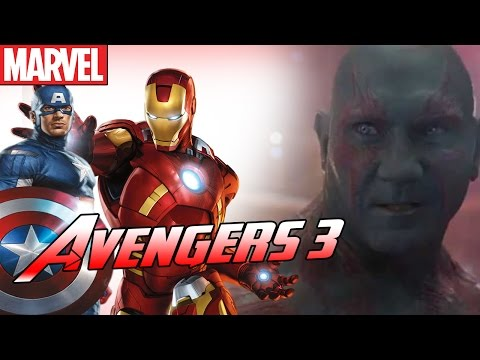 DRAX to Have Significant Role In AVENGERS 3