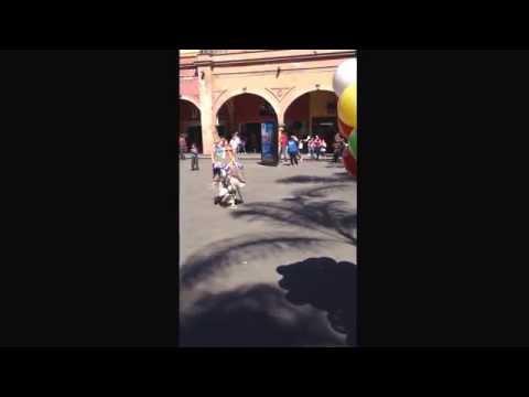 Danza de los Viejitos en Zamora Michoacan