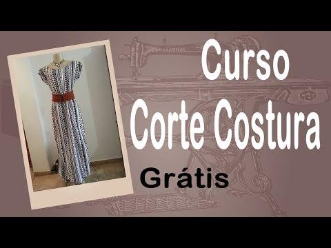 Corte e Costura passo-a-passo - Vestido Ultra Fácil - Faça esse Vestido em apenas 8 minutos!