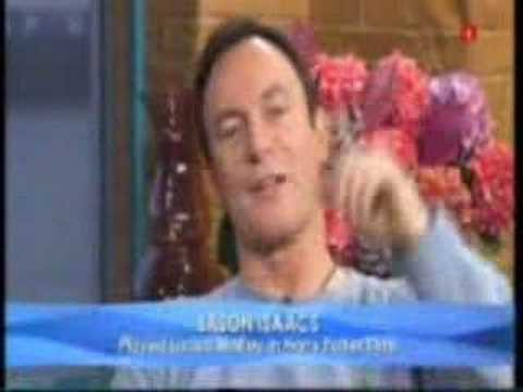 Jason Isaacs Interview