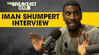 Iman Shumpert Talks Drake Rumors, LeBron James, His New Project