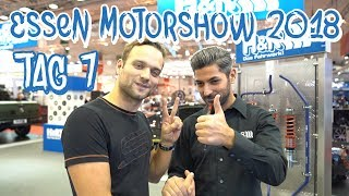 Essen Motorshow 2018 Tag 7 | H&R  | Philipp Kaess |