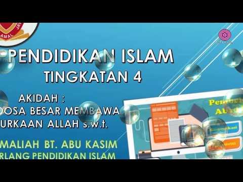 PAK 21 - PENDIDIKAN ISLAM  TINGKATAN 4 SMK PAYA KEMUNTING JITRA KEDAH
