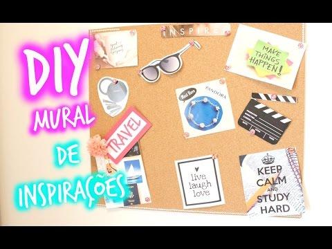 ✄ DIY- Board Inspiration | Mural de inspirações ♡
