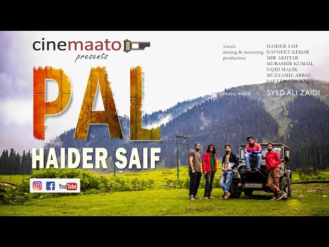 Pal | Feat. Haider Saif | Monsoon Shootout | Cover Unplugged | Navneet Kedar