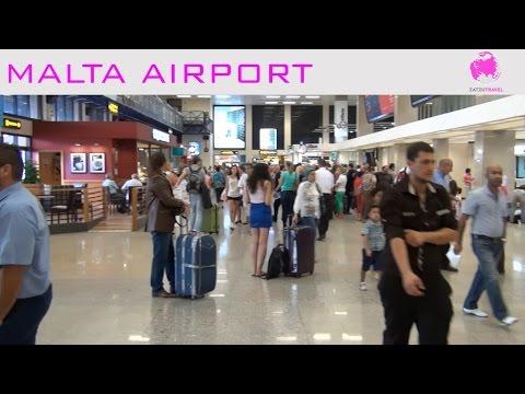 Malta Airport Video Guide