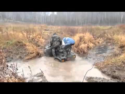 По болоту на квадроцикле Анекдот, прикол, камеди комедии клаб петросян ржака смешно задорнов пор
