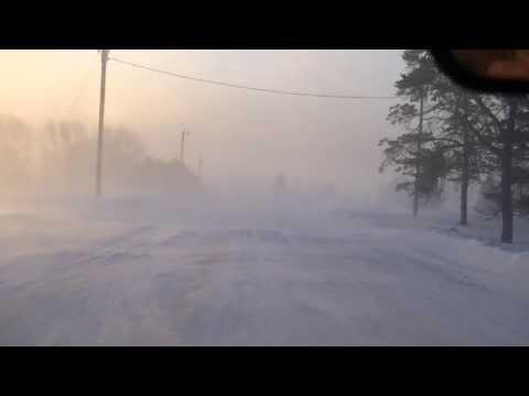 Phenomena POLAR VORTEX Blizzard Brutal Cold Minnesota Whiteout Conditions Unusual Weather