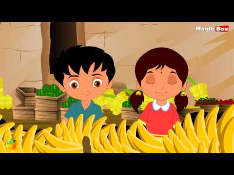 Adhivaram - Telugu Nursery Rhymes - Cartoon And Animated Rhymes For Kids video