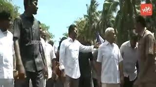 YS Jagan Craze In Praja Sankalpa Yatra | Jagan Fans  | Road Show