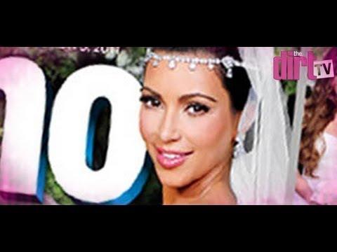 Rihanna's Sex Tape And Kim Kardashian's Wedding Photos! - The Dirt Tv video