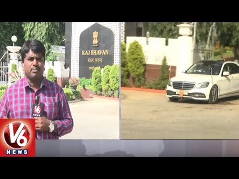 CM KCR To Meet Governor Narasimhan After Cabinet Meeting Over Assembly Dissolution | V6 News