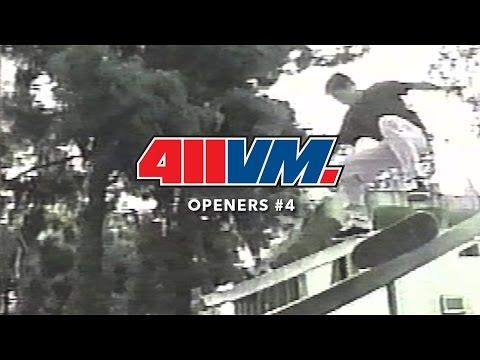 411VM #4 Openers