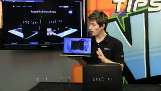 Hp Envy 14 Spectre Premium Ultrabook Notebook Product Showcase NCIX Tech Tips