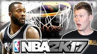 COMPLETE DOMINATION!!! | NBA 2K17 NO MONEY SPENT #3