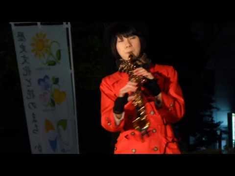 Saxy Ukoのsoulful・strut video