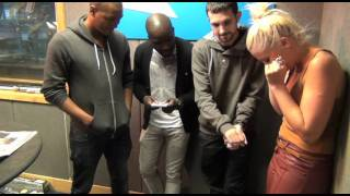 download musica Dynamos magic trick with Rickie Melvin and Charlie - Kiss FM UK Breakfast