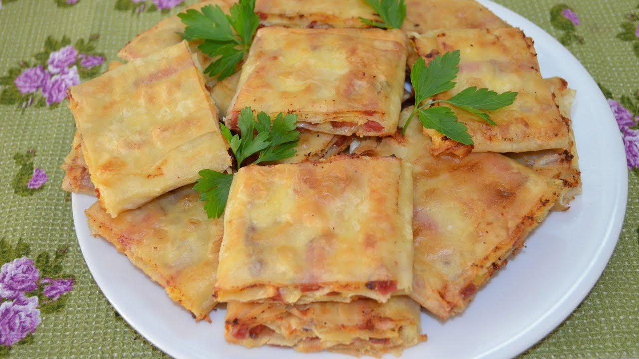 Лаваши с начинкой рецепты самые вкусные на сковородке