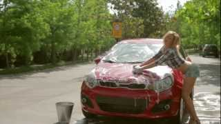 JAVIERA ACEVEDO  HOT CAR WASH / EL BABYSITTER  (ORIGINAL VIDEO)