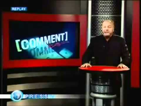 George Galloway's epic rant against Rupert Murdoch (reply video)