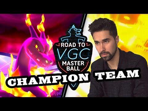 GMAX CHARIZARD! DALLAS REGIONALS CHAMPION TEAM! Road to Master Ball w/ Joey & Wolfey!
