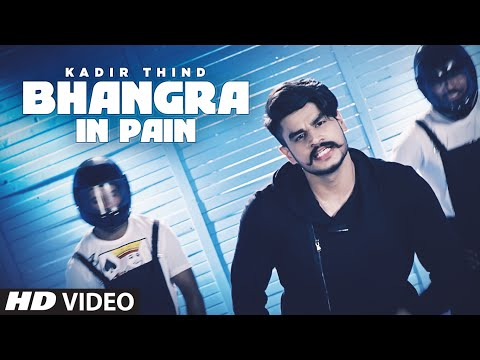New Punjabi Song | Bhangra In Pain | Desi Routz | Kadir Thind | Latest Punjabi Song 2016 thumbnail