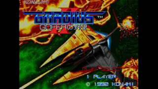 Gradius II Soundtrack - Maximum Speed