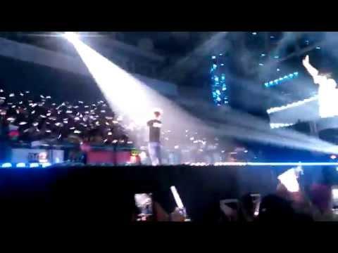 150612 The EXO'luXion IN TAIPEI EXO - Angel(너의 세상으로)(1)