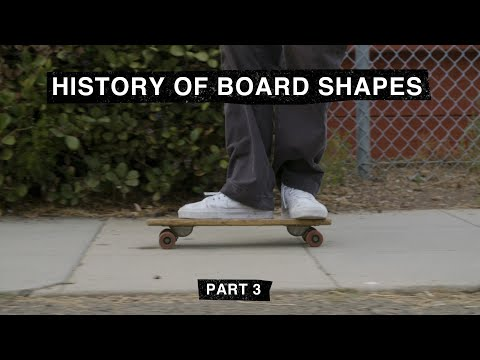 The History of Board Shapes Part 3