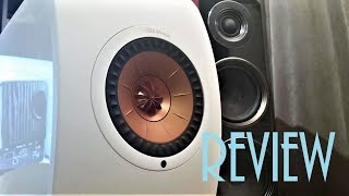 KEF LS50w Vs KEF LS50 review