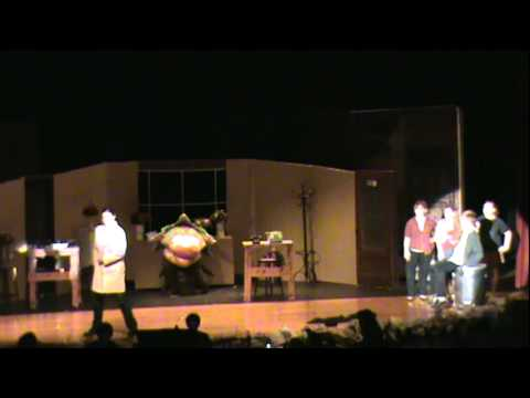 Little shop of horrors @ Florence High School part 1
