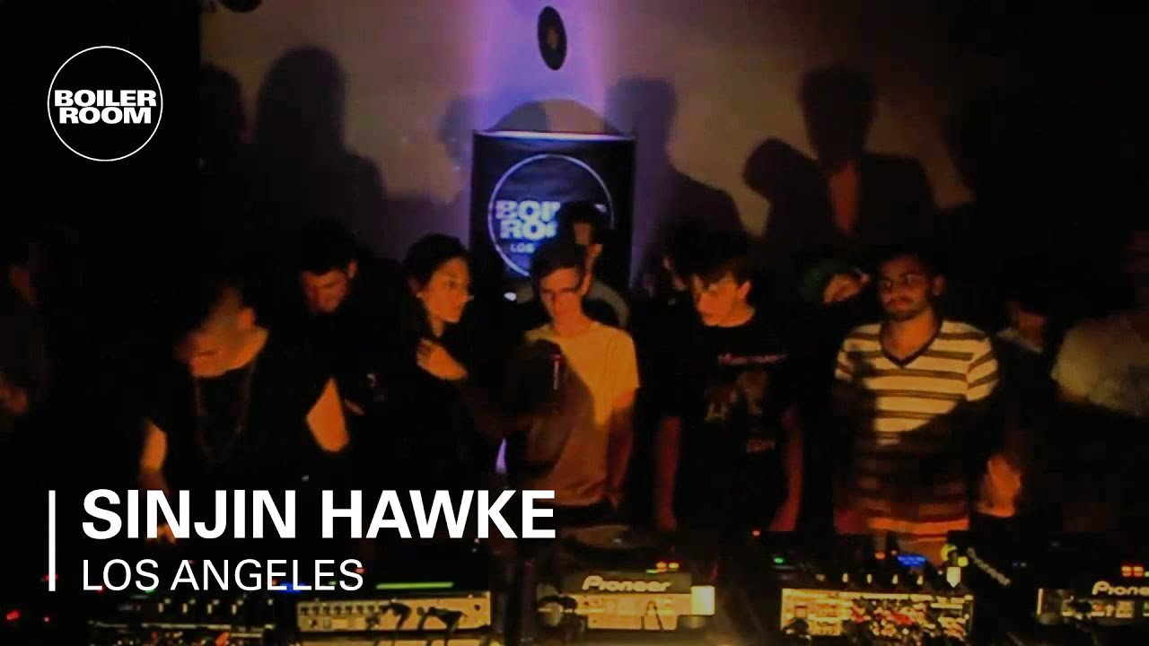 The Boiler Room Los Angeles