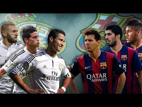 El Clasico 2014 Promo | Real Madrid vs FC Barcelona 25/10/2014 | HD 1080p