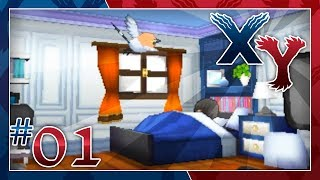 Pokémon X and Y Walkthrough - Part 1: To New Beginnings