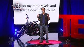 Stephen Colbert's RejecTED Talks