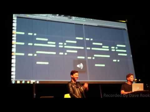 Martin Garrix Masterclass [Full] | ADE Sound Lab XL 18.10.17 @ DeLaMar Theater