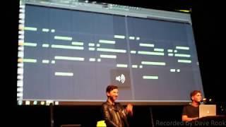 Martin Garrix Masterclass [Full] | ADE Sound Lab XL 18.10.17 @ DeLaMar Theater
