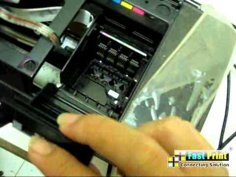 CARA MELEPAS COVER / PENUTUP CARTRIDGE PRINTER EPSON T11.T20E.T40W.TX300F.TX400F
