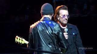 U2 Dublin Who's Gonna Ride Your Wild Horses 2018-11-10 - U2gigs.com
