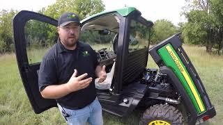 2018 John Deere Gator XUV 835R Walkaround Product Overview