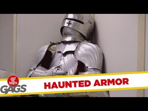 JFL: Haunted Armor